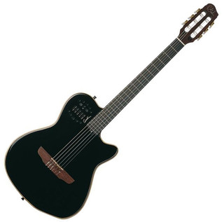 Godin ACS-SA Nylon Acoustic Guitar with Synth Access, Black Pearl