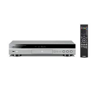 Yamaha BDS677 Blu-Ray Player, Titanium