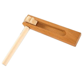 Percussion Plus PP1051 Wooden Football Rattle