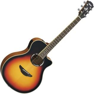 Yamaha APX500 III Electro-Acoustic Guitar, Violin Sunburst