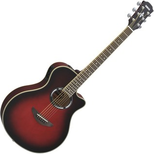Yamaha APX500 III Electro-Acoustic Guitar, Dusk Sun Red