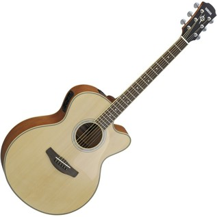 Yamaha CPX500 III Electro Acoustic Guitar, Natural