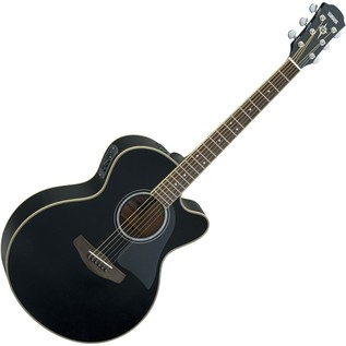 Yamaha CPX500 III Electro Acoustic Guitar, Black
