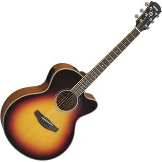 Yamaha CPX500 III Electro Acoustic Guitar, Vintage Sunburst