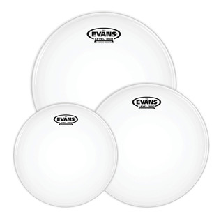 Evans G12 Coated Fusion Tom Pack 10, 12, 14'' Heads