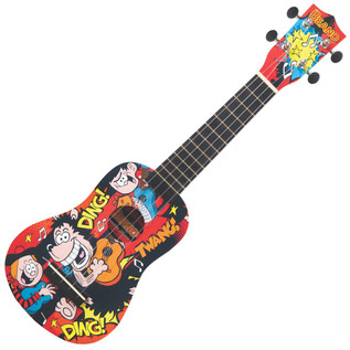The Beano Ukulele Outfit, Gnasher