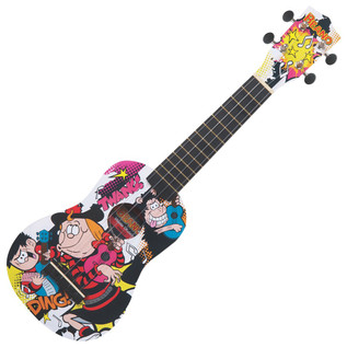 The Beano Ukulele Outfit, Minnie The Minx