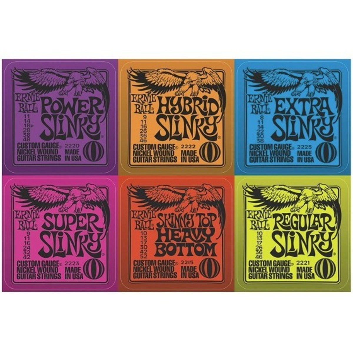 Image of Ernie Ball Slinky Mouse Mat