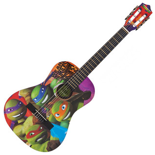 Teenage Mutant Ninja Turtles 3/4 Size Guitar Outfit