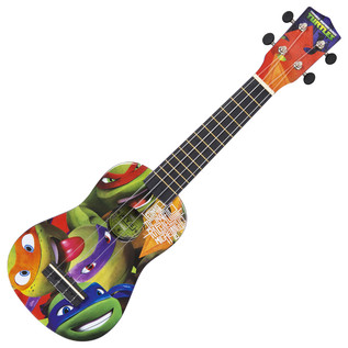 Teenage Mutant Ninja Turtles Ukulele Outfit, Turtles