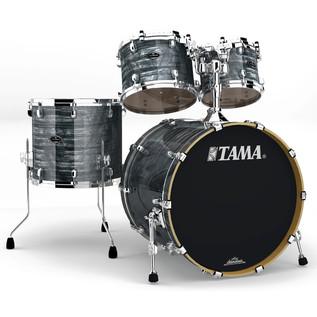 Tama Starclassic Performer B/B 4 Piece Shell Pack, Charcoal Onyx