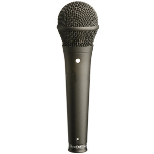 Rode S1-B Handheld Live and Studio Condenser Microphone