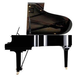 Yamaha CX3 Grand Piano, Black Polyester