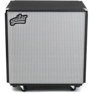 Aguilar DB Series 4x10 Speaker Cabinet, Classic Black