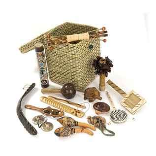 Percussion Plus Kit PP650 Fair Trade Kit