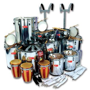 Percussion Plus PP7820 Samba Kit, 20 Player