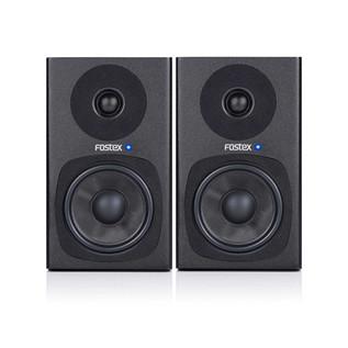 Fostex PM04-D Active Studio Monitors, Black