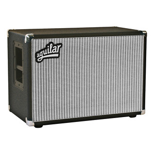 Aguilar DB Series 2x10'' Speaker Cabinet, 4ohm Classic Black