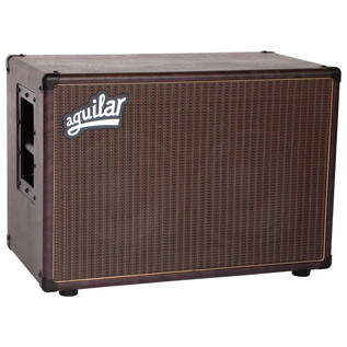 Aguilar DB Series 2x10'' Speaker Cabinet, 4ohm Chocolate Thunder