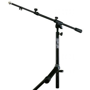 Quiklok QLX-4 Height Adjustable Mic Boom Stand