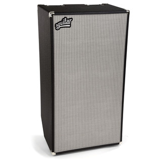 Aguilar DB Series 8x10'' Speaker Cabinet, 4ohm Classic Black