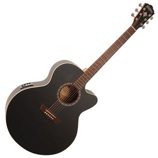 Washburn WJ7SCE BM 7 Harvest Series Jumbo Electro Acoustic