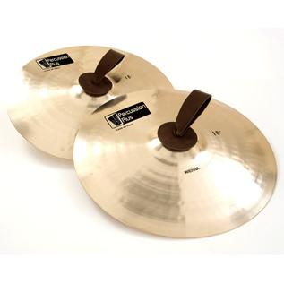 Percussion Plus PP550 Viennese Symphonic Cymbals 46cm (18