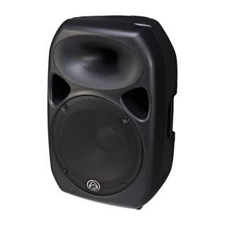 Wharfedale Pro Titan 15D Active PA Speaker Pair with FREE Stands