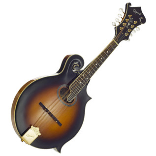 Ozark  Mandolin F Model Oval Sound Hole