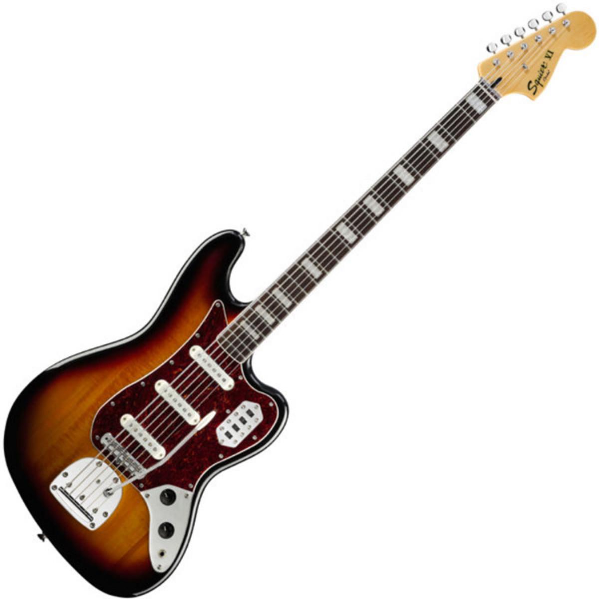 Fender Bajo Squier Vintage Modified Jazz Bass -