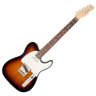 Fender Classic Player Baja 60s Telecaster, RW, 3-Color Sunburst
