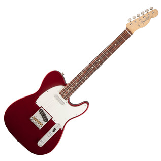 Fender Classic Player Baja 60s Telecaster, RW, Candy Apple Red