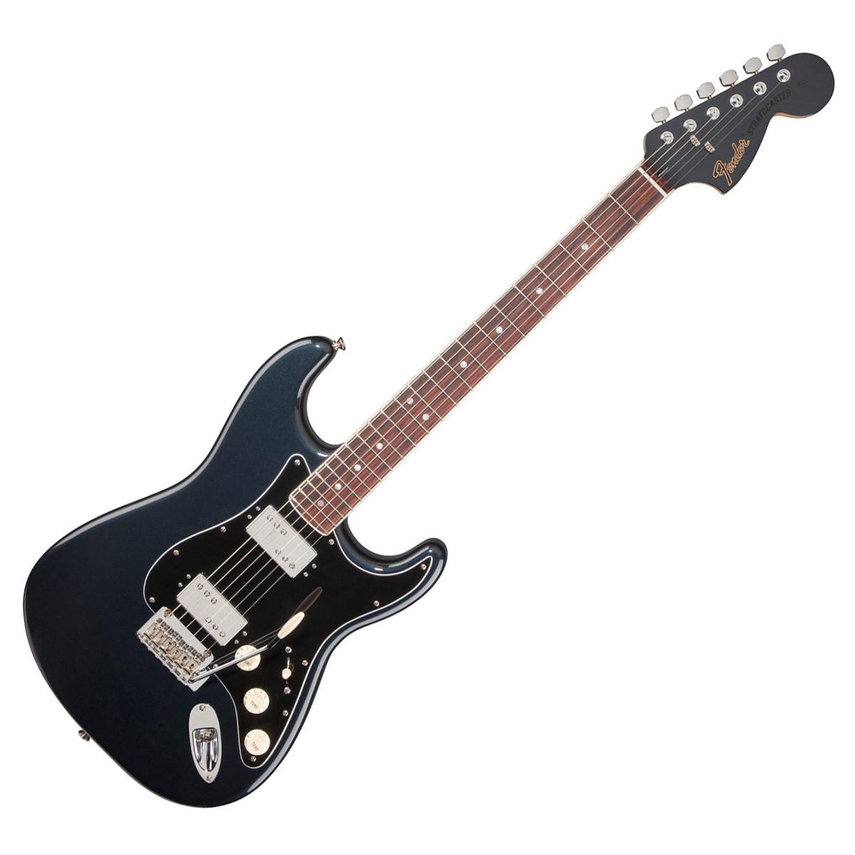 disc fender classic player strat hh guitar bound dark mercedes blue at. Black Bedroom Furniture Sets. Home Design Ideas