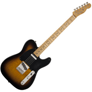 Fender Road Worn 50s Telecaster, 2-Color Sunburst