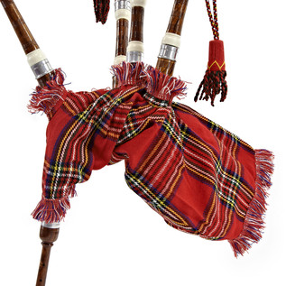 Bagpipes by Gear4music, Junior Royal Stewart