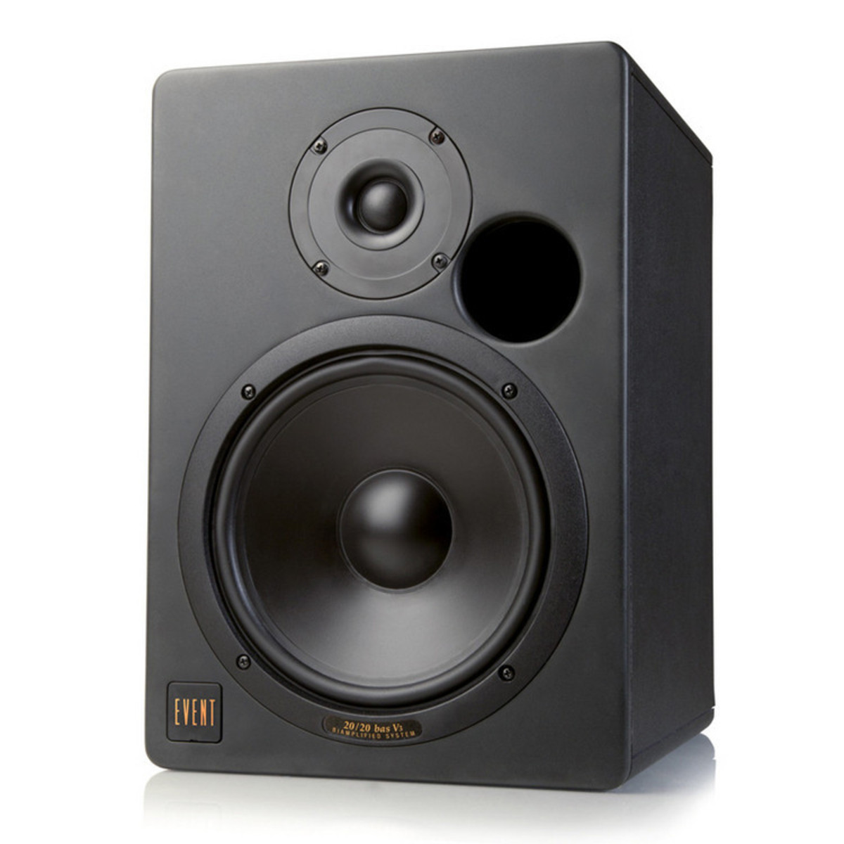 event 20 20 bas v3 active studio monitors single nearly new at. Black Bedroom Furniture Sets. Home Design Ideas