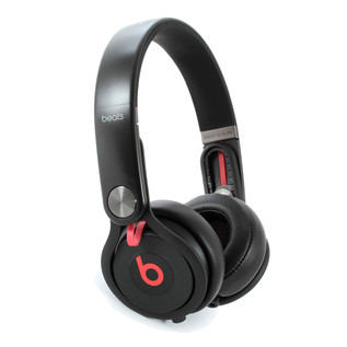 Beats Mixr On Ear Headphones, Black