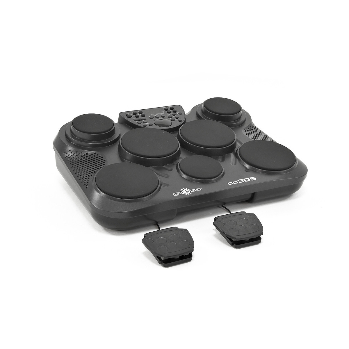dd305 portable electronic drum pads by gear4music ex demo at. Black Bedroom Furniture Sets. Home Design Ideas