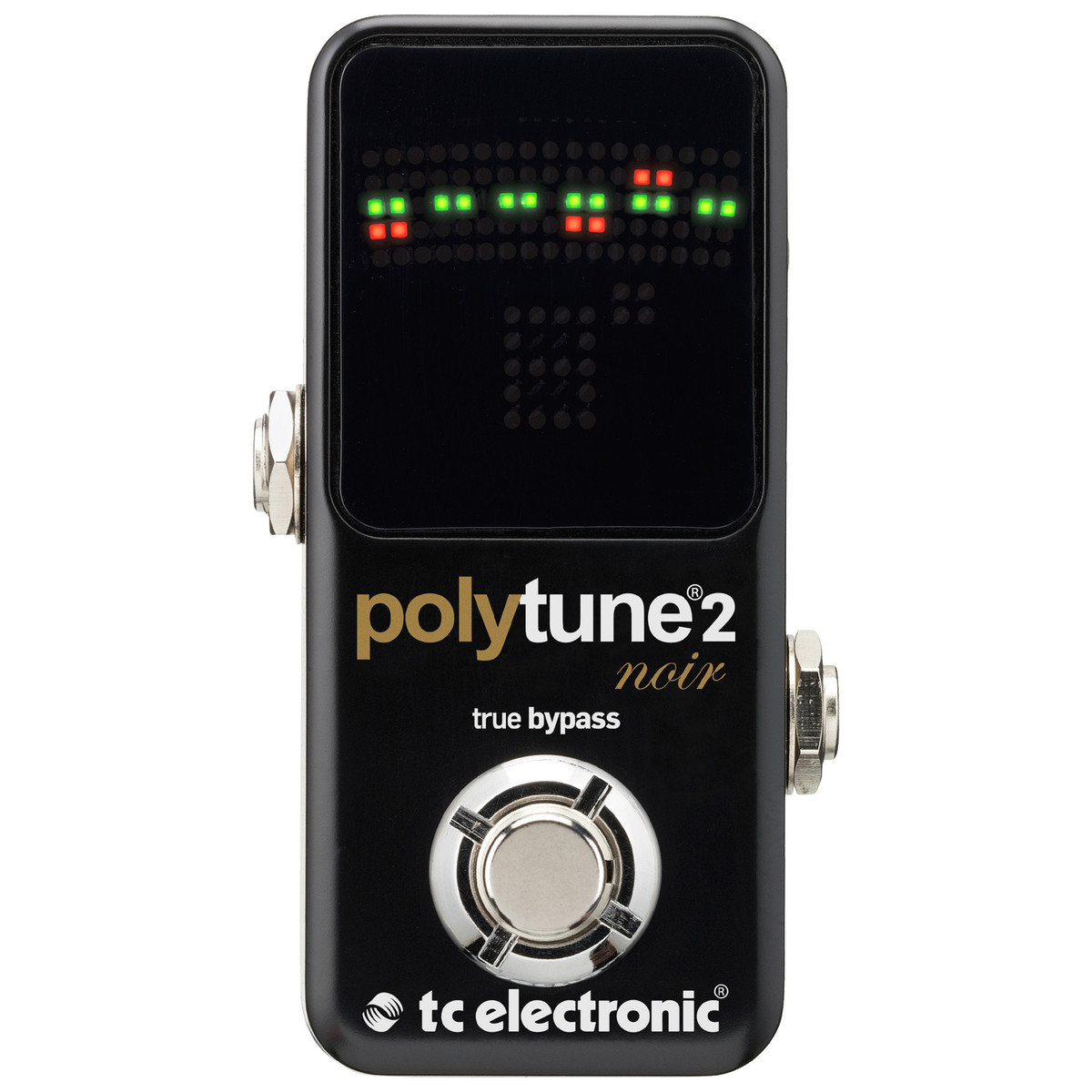 Cheap TC Electronic PolyTune 2 Noir