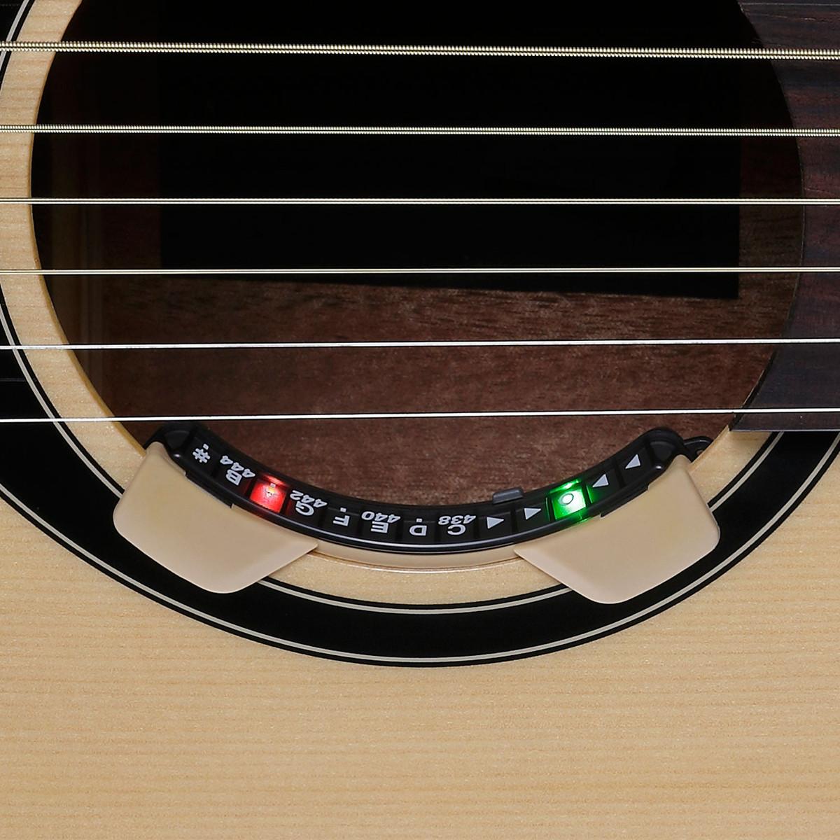 korg rimpitch c acoustic guitar tuner at. Black Bedroom Furniture Sets. Home Design Ideas