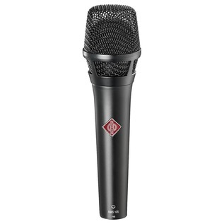 Neumann KMS 105 Super Cardioid Condenser Vocal Mic, Black