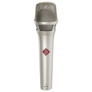 Neumann KMS 105 Super Cardioid Condenser Vocal Mic, Nickel