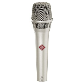 Neumann KMS 104 NI Condenser Vocal Mic, Nickel with FREE XLR Cable