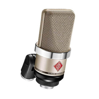 Neumann TLM 102 Condenser Mic, Nickel with FREE Monster XLR Cable