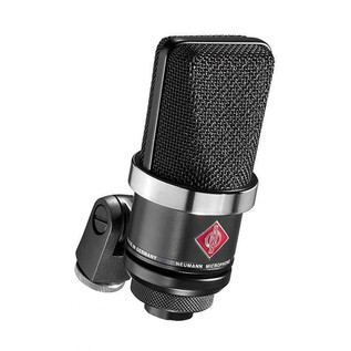 Neumann TLM 102 Condenser Mic, Black with FREE Monster XLR Cable