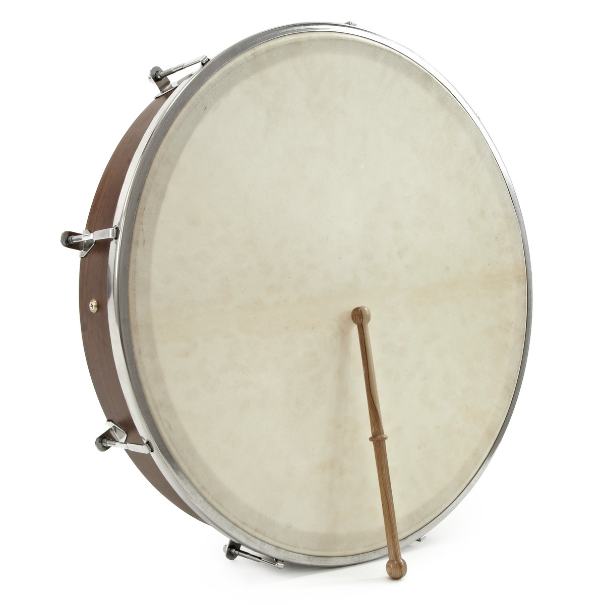 Image of 18 Inch Tuneable Bodhran with Bag and Beater