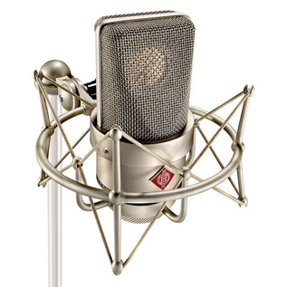 Neumann TLM 103 Studioset, Nickel with FREE Monster XLR Cable