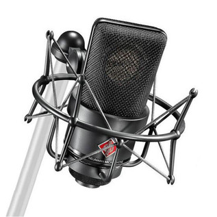 Neumann TLM 103 Studioset, Black with FREE Monster XLR Cable