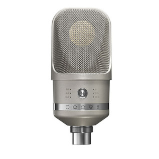 Neumann TLM 107 Microphone, Nickel with FREE Monster XLR Cables