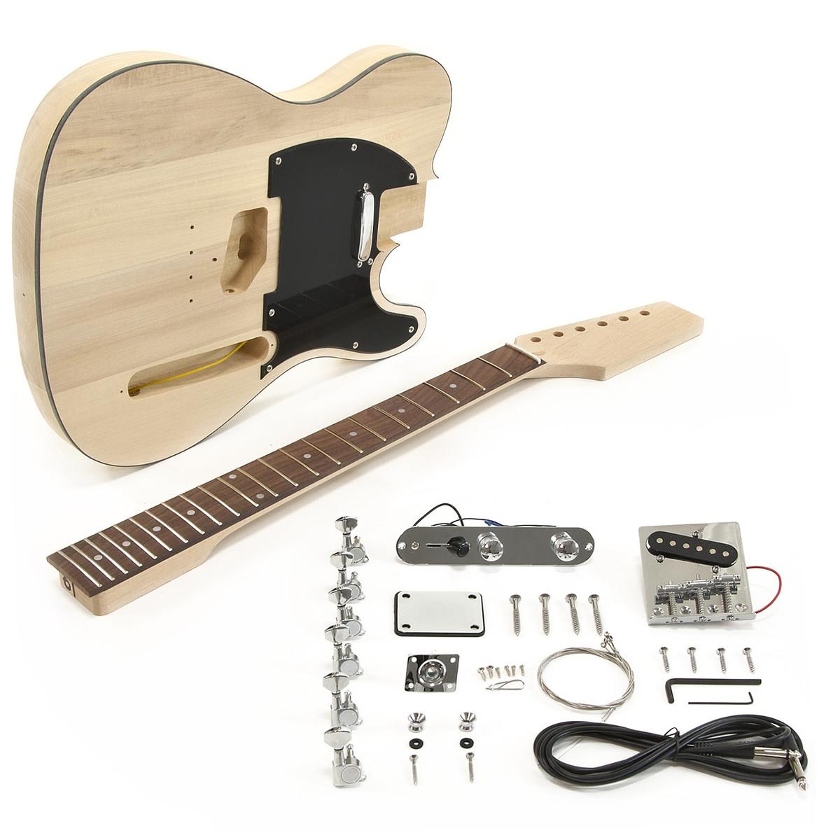 knoxville electric guitar diy kit at. Black Bedroom Furniture Sets. Home Design Ideas
